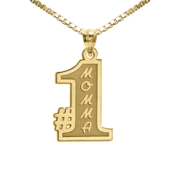1 Momma Pendant or Charm