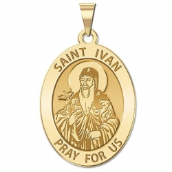 Saint Ivan Medal   EXCLUSIVE