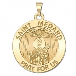 Saint Medard Medal  EXCLUSIVE