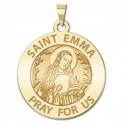 Saint Emma Medal   EXCLUSIVE