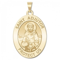 Saint Adjutor Medal    EXCLUSIVE