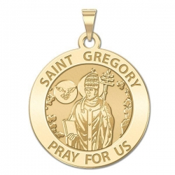 Saint Gregory Medal  EXCLUSIVE