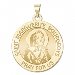 Saint Marguerite Bourgeoys Medal  EXCLUSIVE