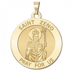 Saint Zeno Medal   EXCLUSIVE