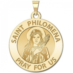 Saint Philomena  EXCLUSIVE