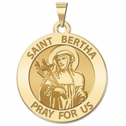 Saint Bertha Medal   EXCLUSIVE