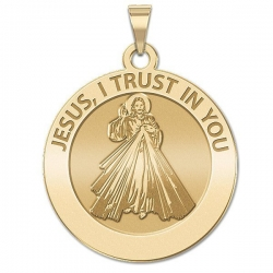 Divine Mercy Medal  EXCLUSIVE