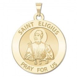 Saint Eligius Medal  EXCLUSIVE