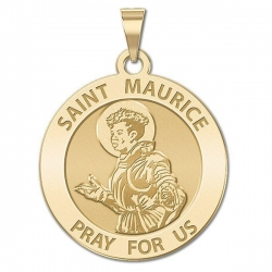 Saint Maurice Medal  EXCLUSIVE