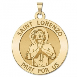 Saint Lorenzo Ruiz Medal  EXCLUSIVE