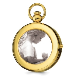 Charles Hubert Photo  Pocket Watch