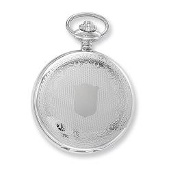 Firefighter Shield Pocket Watch