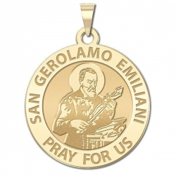 San Gerolamo Emiliani Medal   EXCLUSIVE