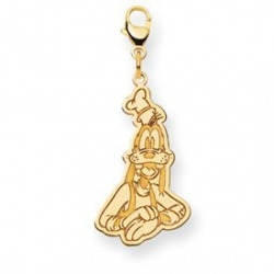 Disney Goofy Lobster  Clasp Large Charm