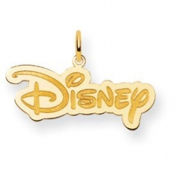 Disney Large Logo Charm
