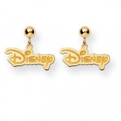 Disney Piglet Dangle Post  Earrings