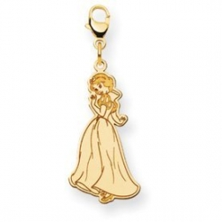 Disney Snow White Lobster Clasp Charm