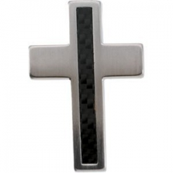 CROSS W  CARBON INLAY