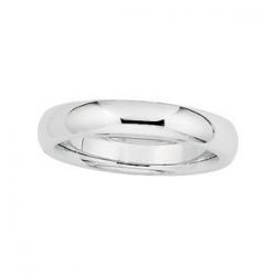 Platinum 2 5mm Comfort Fit Wedding Band