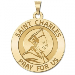 Saint Charles Borromeo Medal    EXCLUSIVE