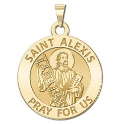 Saint Alexis Medal  EXCLUSIVE