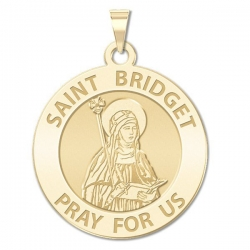 Saint Bridget of Sweden Medal    EXCLUSIVE