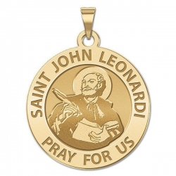 Saint John Leonardi Medal  EXCLUSIVE