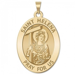 Saint Helena Oval Medal   EXCLUSIVE