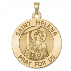 Saint Helena Round Medal   EXCLUSIVE