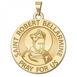 Saint Robert Bellarmine Medal  EXCLUSIVE