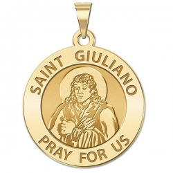 Saint Giuliano Medal   EXCLUSIVE