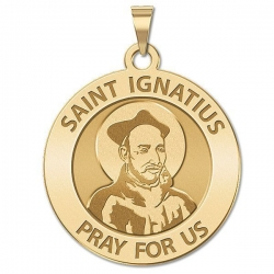 Saint Ignatius of Loyola Medal   EXCLUSIVE