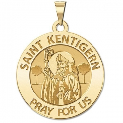 Saint Kentigern Religious Medal   EXCLUSIVE