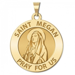 Saint Megan Medal  EXCLUSIVE