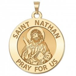 Saint Nathan Medal  EXCLUSIVE