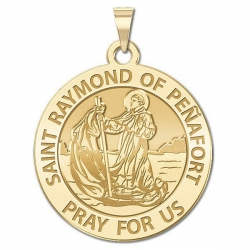 Saint Raymond of Penafort Medal  EXCLUSIVE