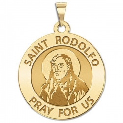 Saint Rodolfo Medal  EXCLUSIVE