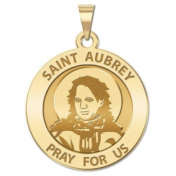 Saint Aubrey Medal  EXCLUSIVE