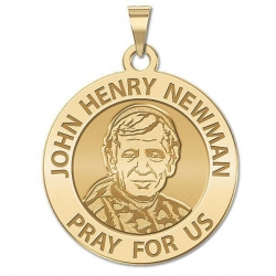 Blessed John Henry Newman Medal  Traditional Medal EXCLUSIVE