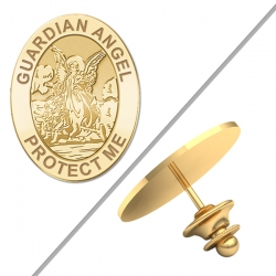 Guardian Angel  Protect Me  Pin   EXCLUSIVE