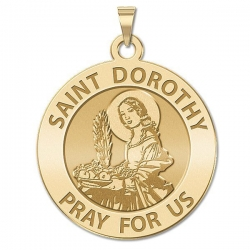 Saint Dorothy Medal  EXCLUSIVE