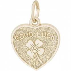GOOD LUCK ENGRAVABLE