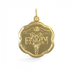 REGISTERED NURSE ENGRAVABLE