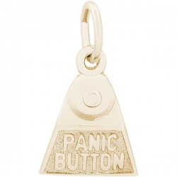 PANIC BUTTON ENGRAVABLE