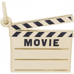 MOVIE CLAP BOARD ENGRAVABLE