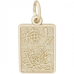 MAHJONG TILE ENGRAVABLE