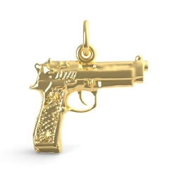 PISTOL ENGRAVABLE