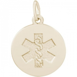 MEDICAL SYMBOL ENGRAVABLE