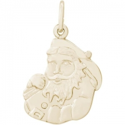 CHRISTMAS SANTA ENGRAVABLE