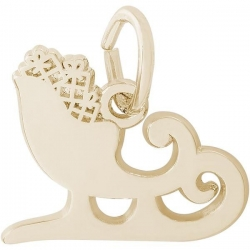 CHRISTMAS SLEIGH ENGRAVABLE